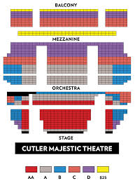 Vienna Opera House Seating Plan by Tosca Oct 13 22 Boston Lyric Opera