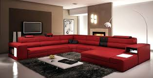 red leather sofa living room ideas red couches in living room classy living room with red sectional
