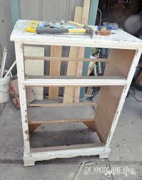 10 junky dresser to grain sack