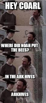 Walking Dead Meme Carl - arkhives humor me the walking dead carl memes christian humor