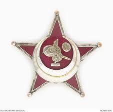 Ottoman Medals Gallipoli Highlights The Ottoman Collection The Australian War