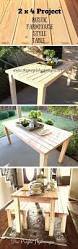 Farmhouse Patio Table by Best 25 Wooden Outdoor Table Ideas On Pinterest Patio Tables