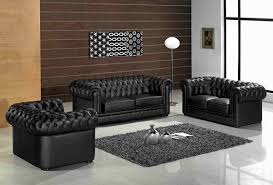 Modern Leather Living Room Furniture Home Design Lover - Contemporary leather sofas design