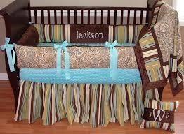 Custom Boy Crib Bedding Kelley Boy Baby Bedding This Custom Baby Crib Bedding Set Includes