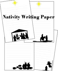 themed writing paper chsh teach christmas themed resources creative writing paper 7 pages