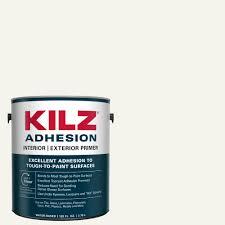 can i use bonding primer on cabinets kilz adhesion 1 gal white bonding interior exterior primer