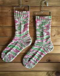 Spanish For Socks Sock Knitting Patterns Loveknitting
