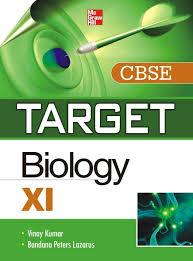 target cbse biology class xi 1st edition buy target cbse