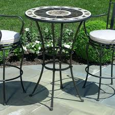Black Iron Patio Chairs Patio Ideas Black Metal Patio Set Small Round Patio Table And