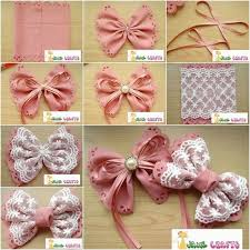 how to make hair bow how to make a hair bow pictures photos and images for