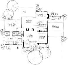 prairie style house plan 3 beds 3 00 baths 2394 sq ft plan 120 117
