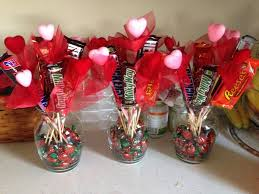 candy bouquets with valentines day coming up and selling candy bouquets
