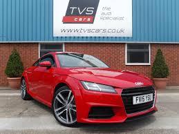 used audi tt 2 doors for sale motors co uk