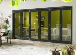 Patio Bi Folding Doors by Bi Fold Doors Premium External Bifolding Doors Vufold