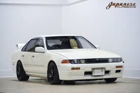nissan cefiro japanese classics 1989 a31 nissan cefiro