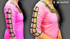awesome sleeves design sleeves designs for kurti bst