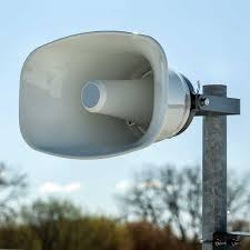 vns2204 5 wireless outdoor horn speaker