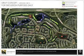 Hamptons Map Future Plans To Hamptons Golf Club Hamptons