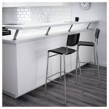 Bar Stool For Kitchen Stig Bar Stool With Backrest 29 1 8