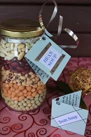 gormandize bean soup in a jar easy edible christmas gifts