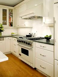 Kitchen Remodels With White Cabinets by Espresso And White Cabinets Houzz