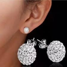 diamond earrings nz 8mm diamond studs nz buy new 8mm diamond studs online from best