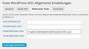 Webmaster Warum Du Google Webmaster Tools Nutzen Solltest