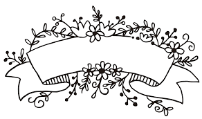 free floral banner graphics set of 4 cu ok free pretty things