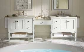 Pictures Of Pedestal Sinks In Bathroom by Organize Your Grooming Space Kohler Ideas