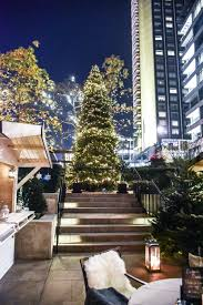 the hennessy winter garden at four seasons hotel london at park