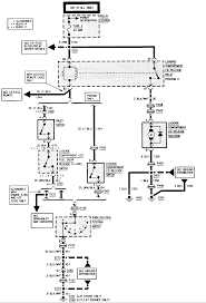 98 Buick Lesabre Fuel Pump Wiring Diagram 1995 Buick Relay A Wiring Diagram Of The Trunk Motor Vin