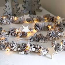 christmas bunting and garlands notonthehighstreet com
