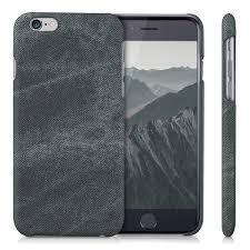 schutzhã lle designen kwmobile soft stoff schutzhülle für apple iphone 6 6s tpu