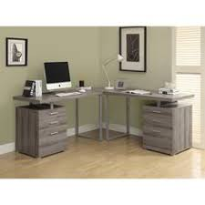 Diy Pallet Computer Desk Picture Charming Retro Home Office by Charming Corner Computer Desk With Black Computer Desk L Shaped
