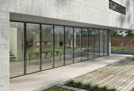 Exterior Glass Door Exterior Folding Glass Doors By Solarlux