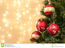 up christmas decorations closeup of christmas tree decorations stock image image of color