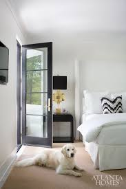 Dog Bedroom Ideas by House Tour Brookwood Hills Design Chic Beautiful Black And