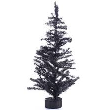 black artificial canadian pine tree trees and toppers