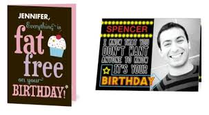 customizable birthday cards personalize birthday cards