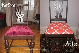 Reupholster Dining Room Chair How To Recover Dining Room Chairs Recovering Dining Room Chairs My