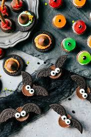 Easy To Make Halloween Snacks by Halloween Staggering Halloween Treats For Kids Photo Ideas To