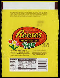 reese easter egg happy easter the history of reese s peanut butter eggs