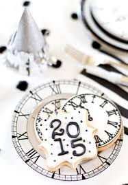 New Year S Cookie Decorations by 19 Best Cookie Decorating Celebration Images On Pinterest