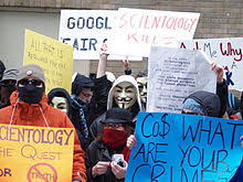 anonymous attack on target black friday timeline of events associated with anonymous wikipedia