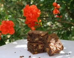 livre cuisine mercotte les brownies au chocolat noir de thierry mulhaupt et le livre de