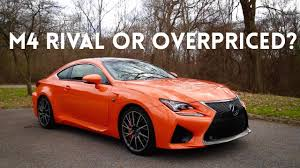 rcf lexus 2016 is the 2016 lexus rcf worth 80 000 youtube