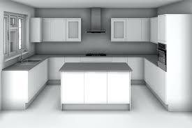 u shaped kitchen layouts with island u shaped kitchen u shaped kitchen layouts with island photo 7