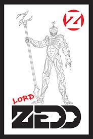 power rangers lord zedd dj zedd left overs pinterest