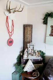Modern Christmas Home Decor Vintage Modern Christmas Tour Www Brightgreendoor Com