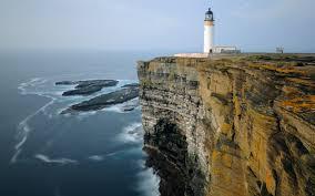 daily wallpaper noup head lighthouse scotland i like to waste